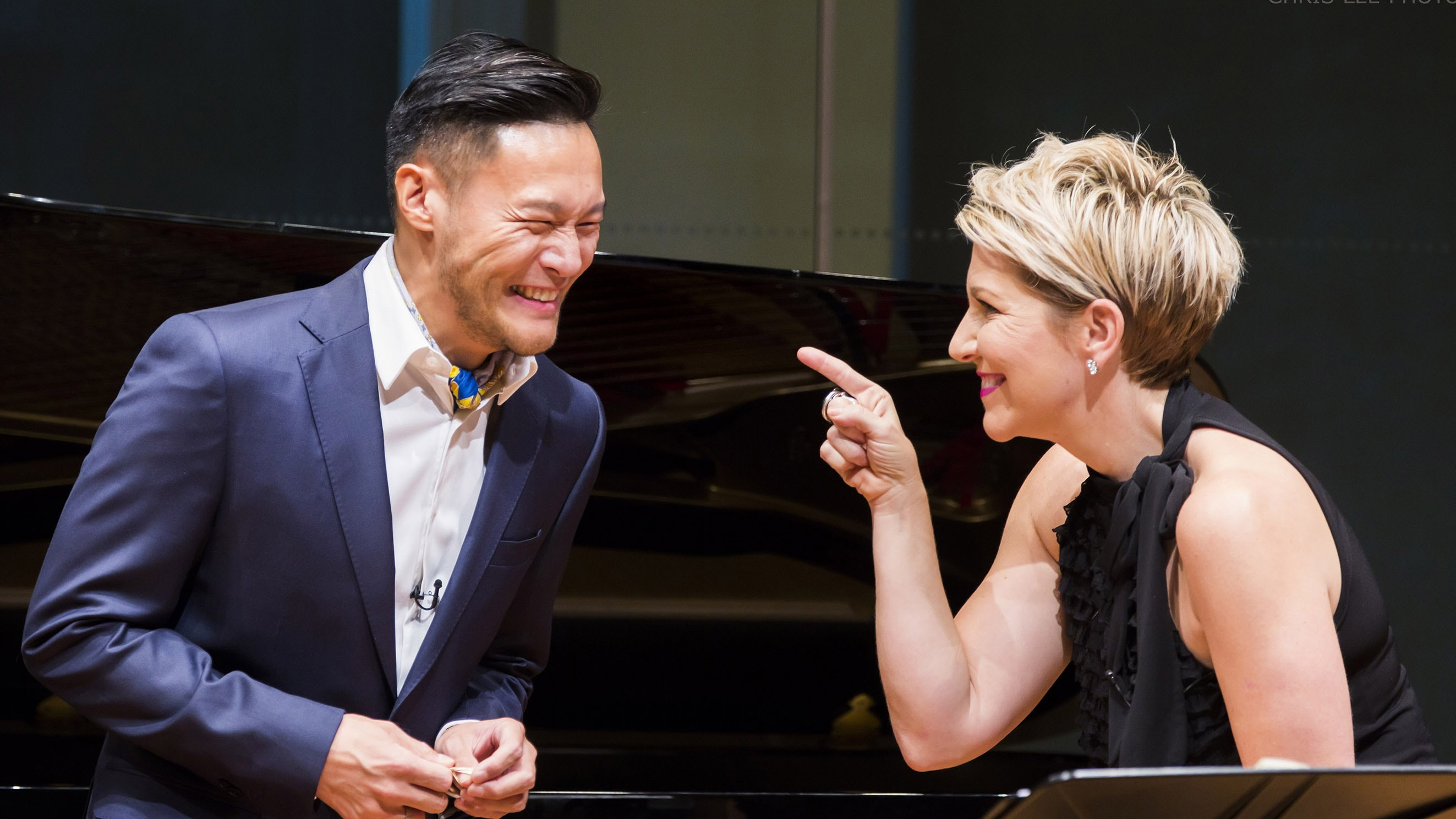 Joyce DiDonato: Master Class at Carnegie Hall (I/III)