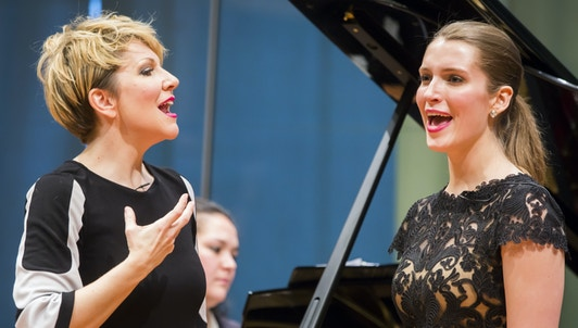 Joyce DiDonato: Master Class at Carnegie Hall (I/III) 2015