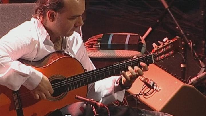 Juan Carmona, Le Flamenco à fleur de peau