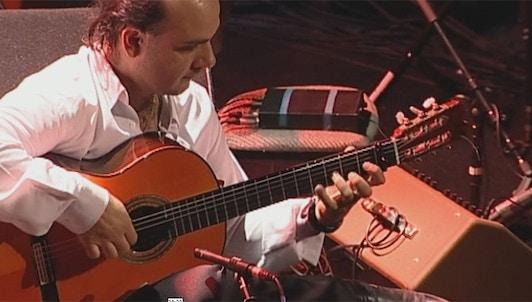 Juan Carmona, The Flamenco feeling