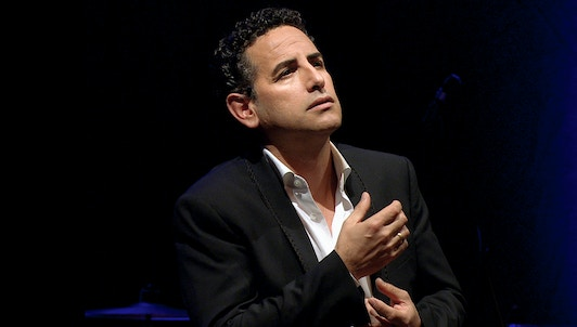 Juan Diego Flórez sings Bésame mucho, a selection of Latin-American pieces