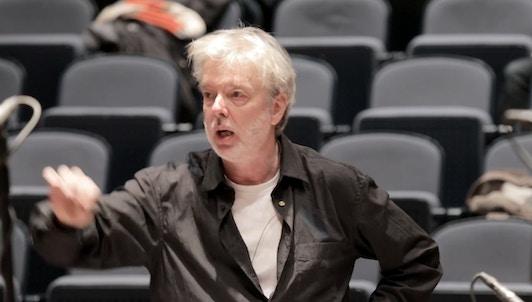 Master Class with Jukka-Pekka Saraste (II/III)