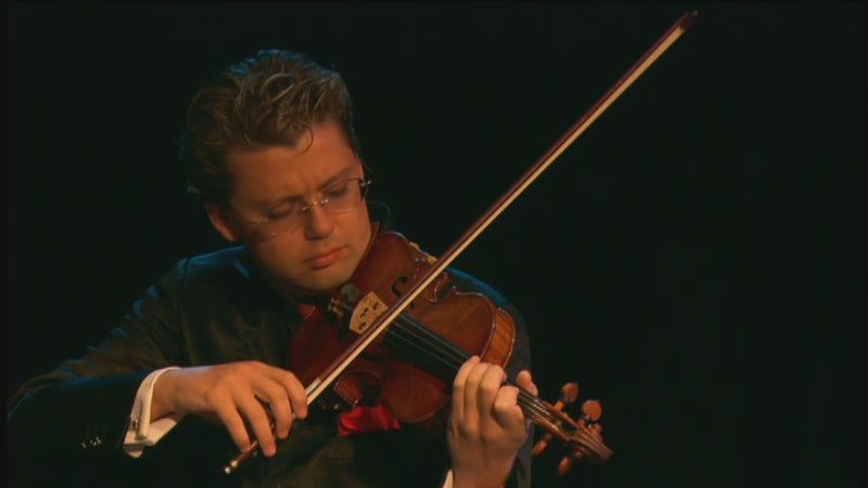Julian Rachlin and Nelson Goerner play Schubert and Beethoven sonatas