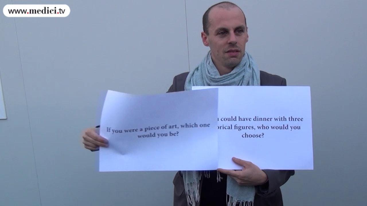 Julien Quentin: Interview
