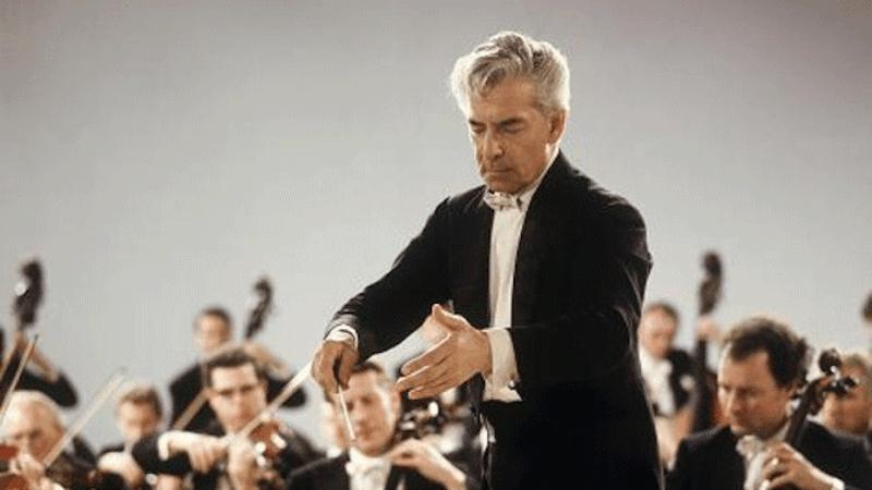 Documentary Karajan, or Beauty As I See It - A film by Robert