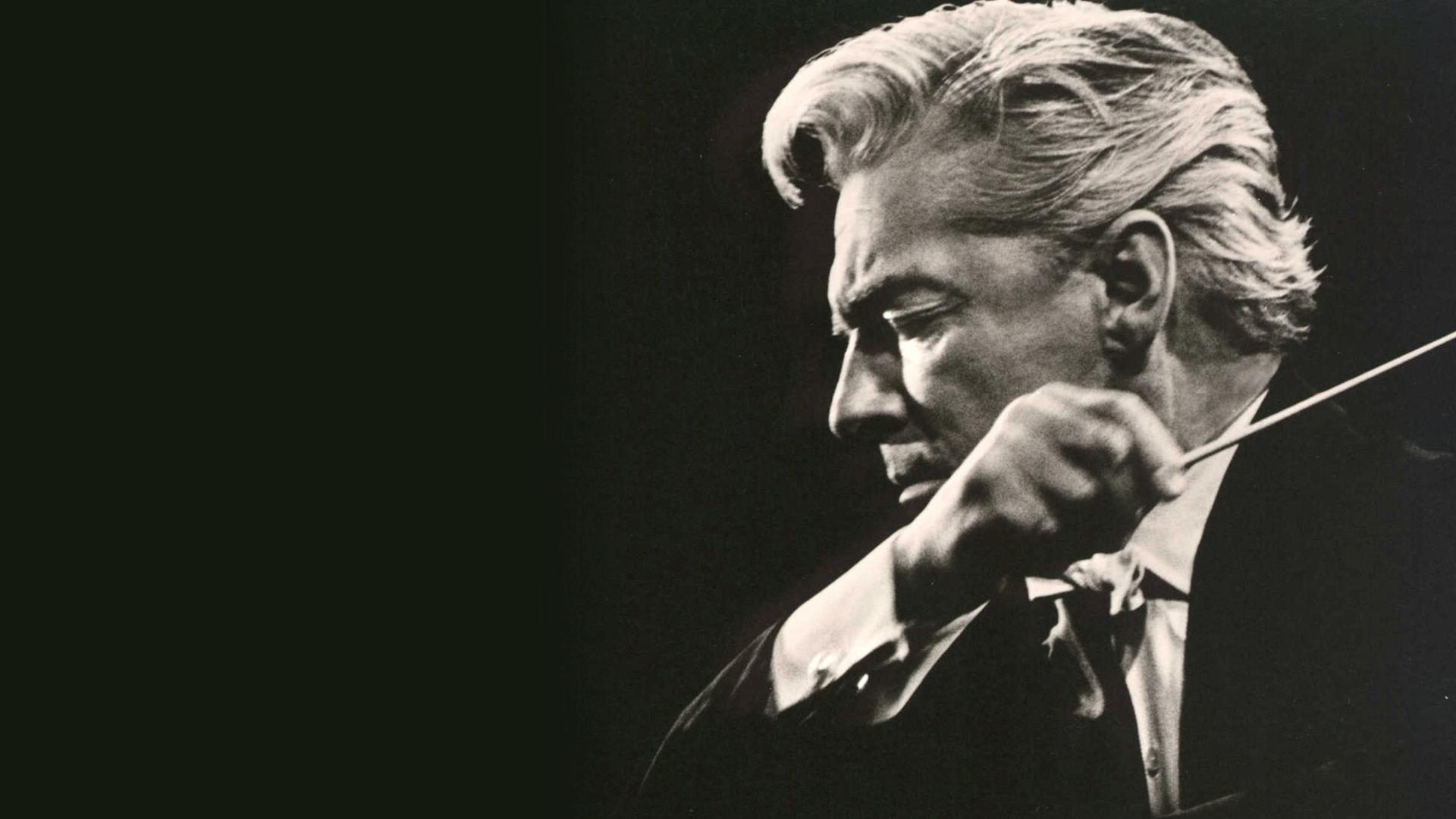 Herbert von Karajan dirige la Symphonie n°2 de Beethoven