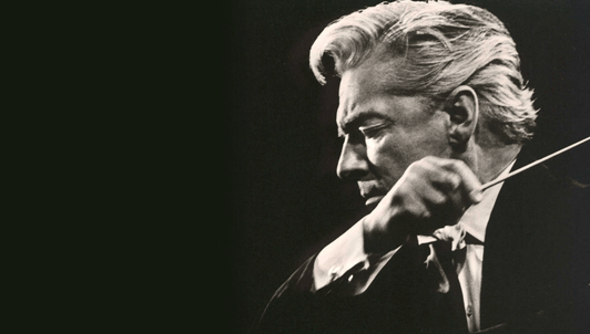 Herbert von Karajan conducts Beethoven's Symphony No. 2