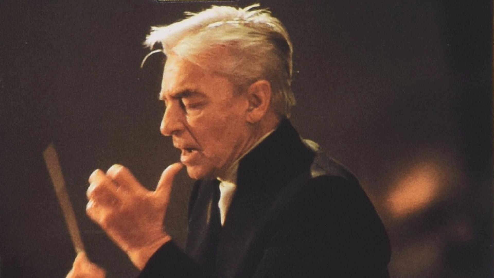 Herbert von Karajan dirige la Symphonie n°5 de Beethoven