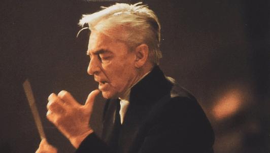 Herbert von Karajan conducts Beethoven's Symphony No. 5