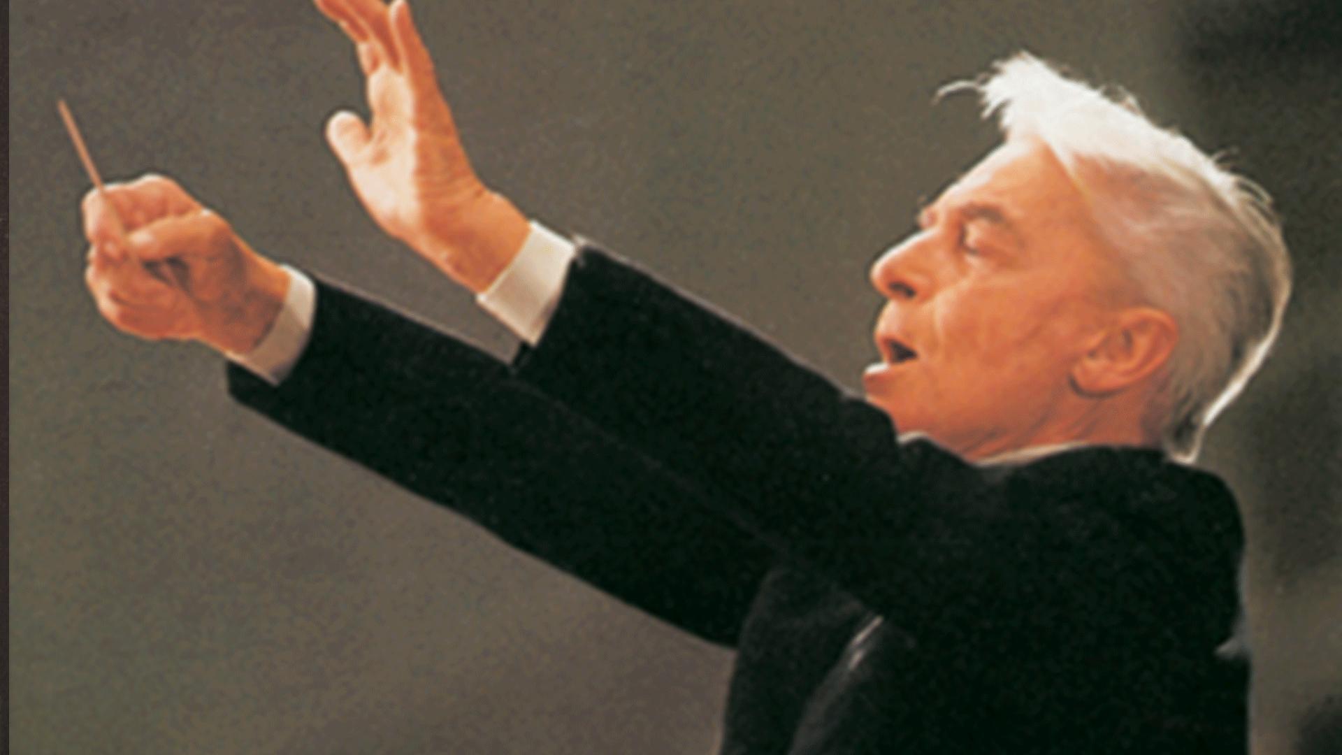 Herbert von Karajan dirige la Symphonie n°7 de Beethoven