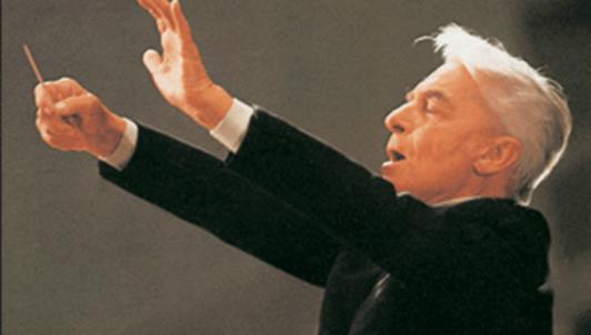 Herbert von Karajan conducts Beethoven's Symphony No. 7