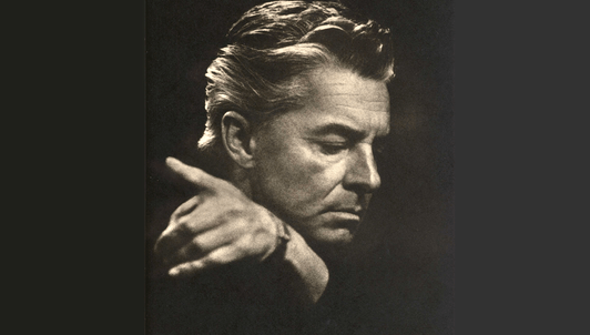 Herbert von Karajan dirige la Sinfonía n°. 1 de Brahms