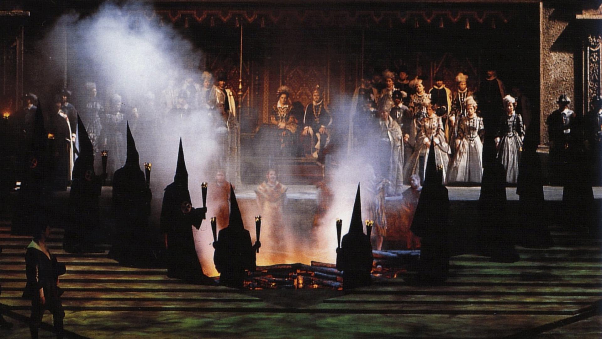 Herbert von Karajan dirige Don Carlos de Verdi