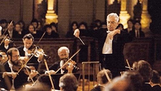 Herbert von Karajan dirige la Symphonie n°8 de Dvořák