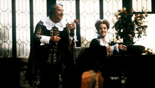 Herbert von Karajan dirige Falstaff de Verdi
