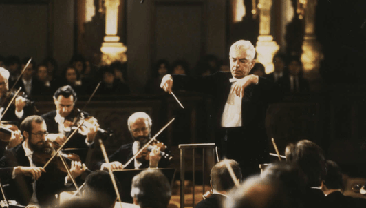 "Herbert von Karajan conducts Tchaikovsky's Symphony No. 6, ""Pathetique"""