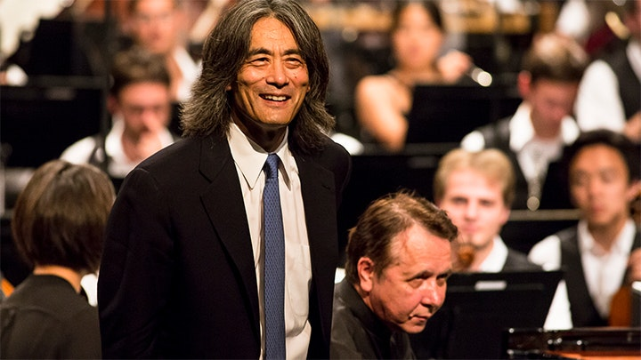 Kent Nagano conducts Dubugnon, Prokofiev, Tsfasman and Stravinsky - With Janine Jansen and Mikhail Pletnev