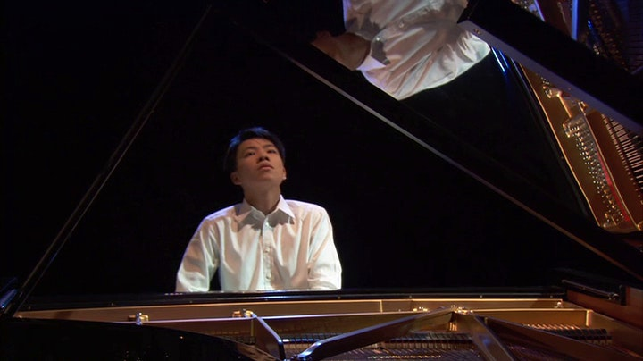 Kit Armstrong performs Liszt, Mozart, Debussy and Armstrong