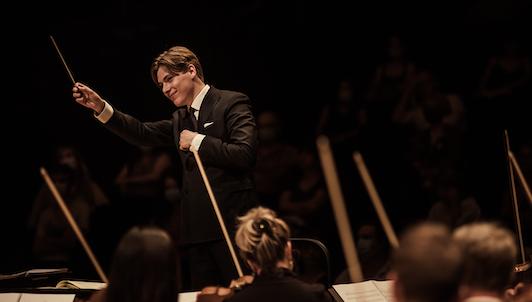 Klaus Mäkelä conducts Berg and Mahler — With Renaud Capuçon