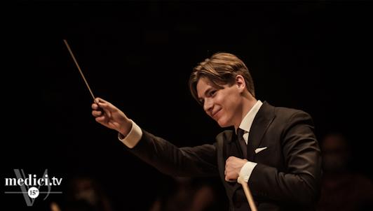 Klaus Mäkelä conducts Brahms and Schumann — With Daniel Lozakovich and Mischa Maisky