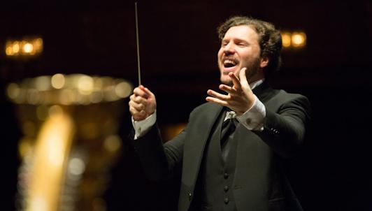 Stanislav Kochanovsky conducts Verdi's Rigoletto (opera in concert)
