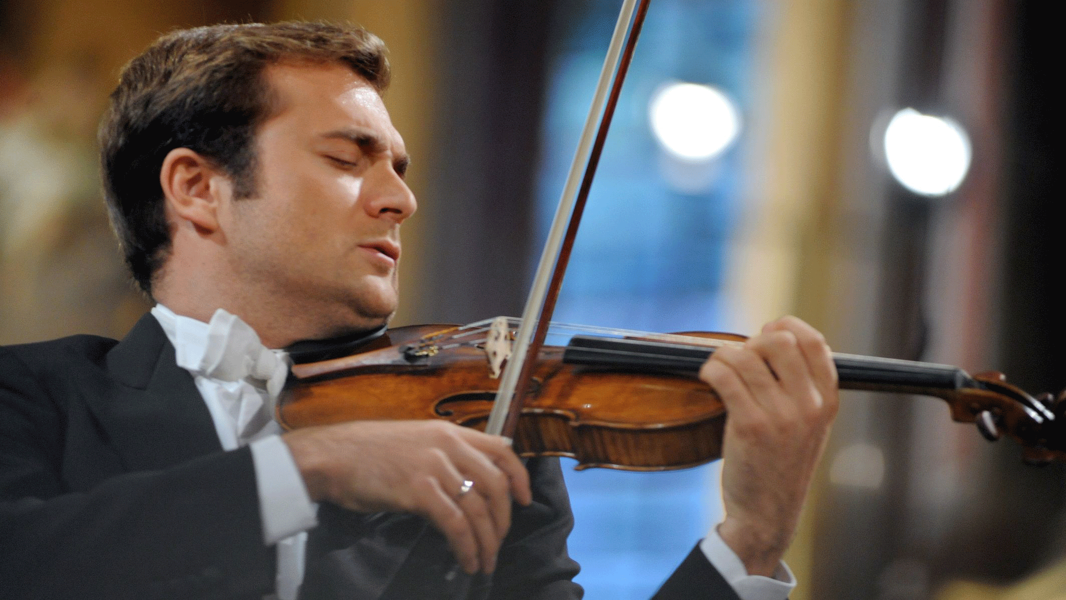 Kurt Masur conducts Beethoven, Bach, Mendelssohn, and Brahms – With Renaud Capuçon
