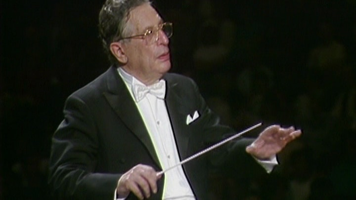 Kurt Sanderling conducts Schumann and Mahler