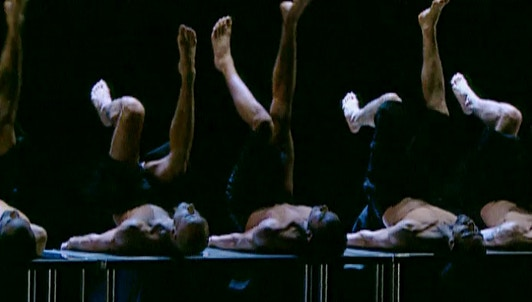 L'Homme qui danse (The Man Who Dances)
