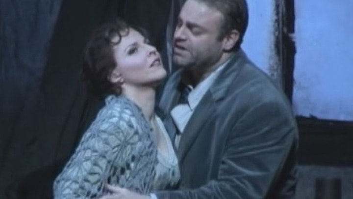 "The tragic and stormy love story in Puccini's ""La Bohème"" at the New York Met"