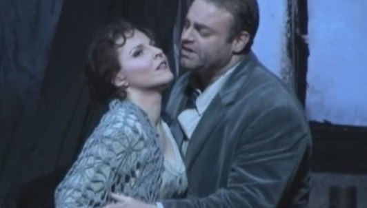 """The tragic and stormy love story in Puccini's """"La Bohème"""" at the New York Met"""