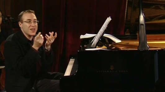Gabriel Fauré, L'Horizon Chimérique | Jean-François Zygel (artiste)