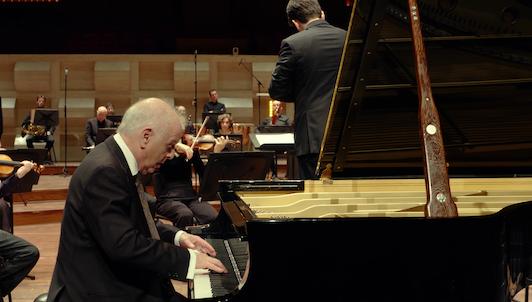 Lahav Shani dirige Chopin et Debussy — Avec Daniel Barenboim