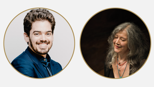 Lahav Shani conducts Prokofiev and Rachmaninov — With Martha Argerich