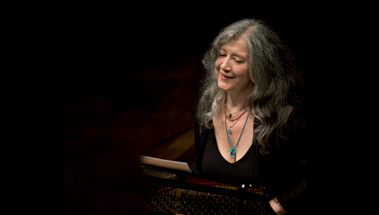 Martha Argerich plays Prokofiev's Concerto No. 3
