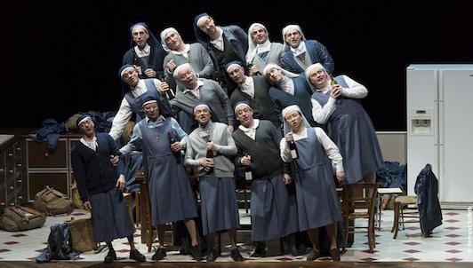 Rossini's Le Comte Ory