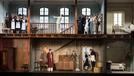 Le Nozze di Figaro, Mozart – Opera – Live