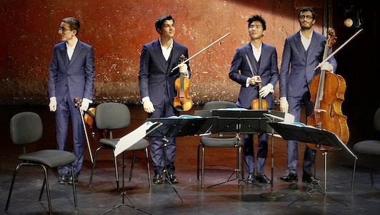 Le Quatuor Arod interprète Mendelssohn, Attahir et Schubert