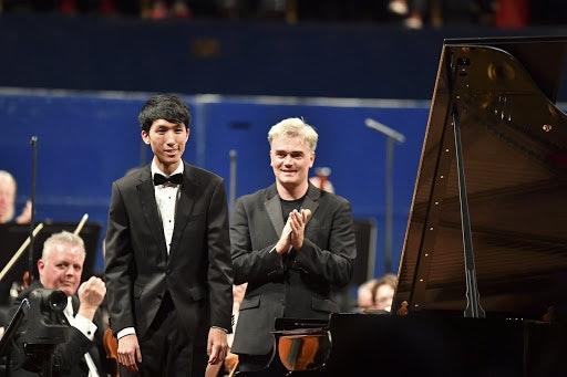 Leeds International Piano Competition 2018: Awards Ceremony
