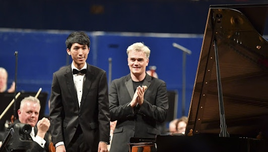 Leeds International Piano Competition 2018: Awards Ceremony