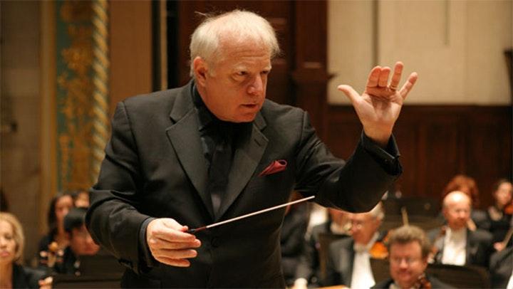 Leonard Slatkin conducts Beethoven