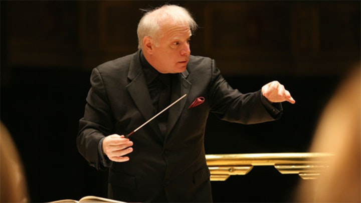 Leonard Slatkin conducts Ravel, Dvořák and Ives – With Lynn Harrell