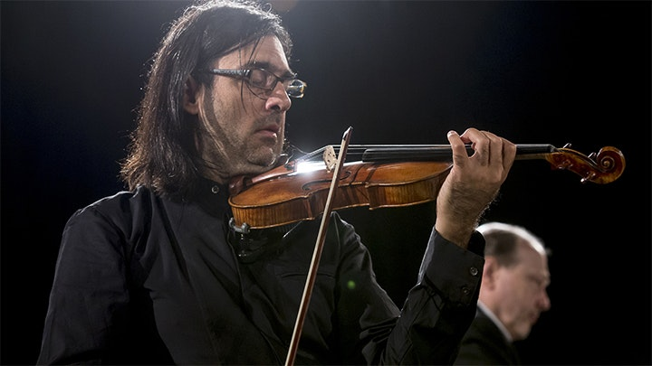 Leonidas Kavakos, Clemens Hagen, and Marc-André Hamelin play Beethoven and Mendelssohn
