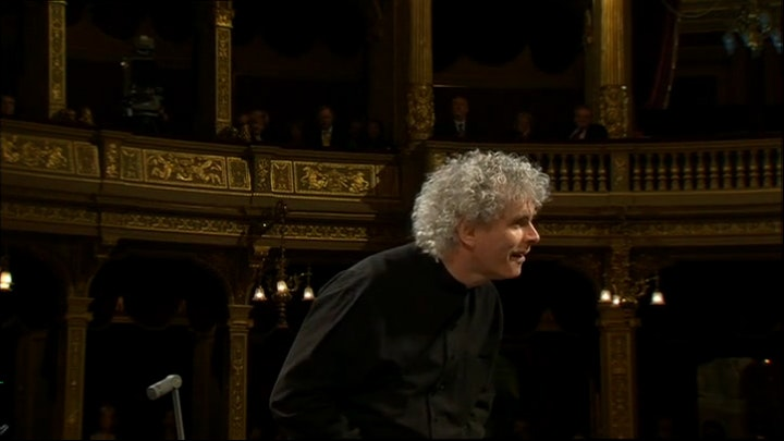 Sir Simon Rattle and Leonidas Kavakos play Bartók, Stravinsky and Berlioz