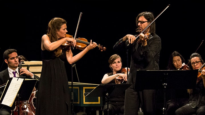 Leonidas Kavakos conducts and plays Bach and Mozart – With Janine Jansen