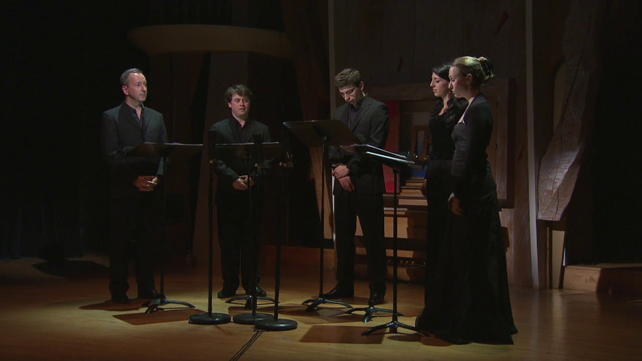 Les Arts Florissants perform Monteverdi: Madrigals, Book II