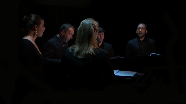 Les Arts Florissants perform Monteverdi: Madrigals, Book III