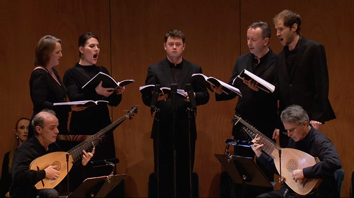 Les Arts Florissants chantent Monteverdi : Madrigaux, Livre VI