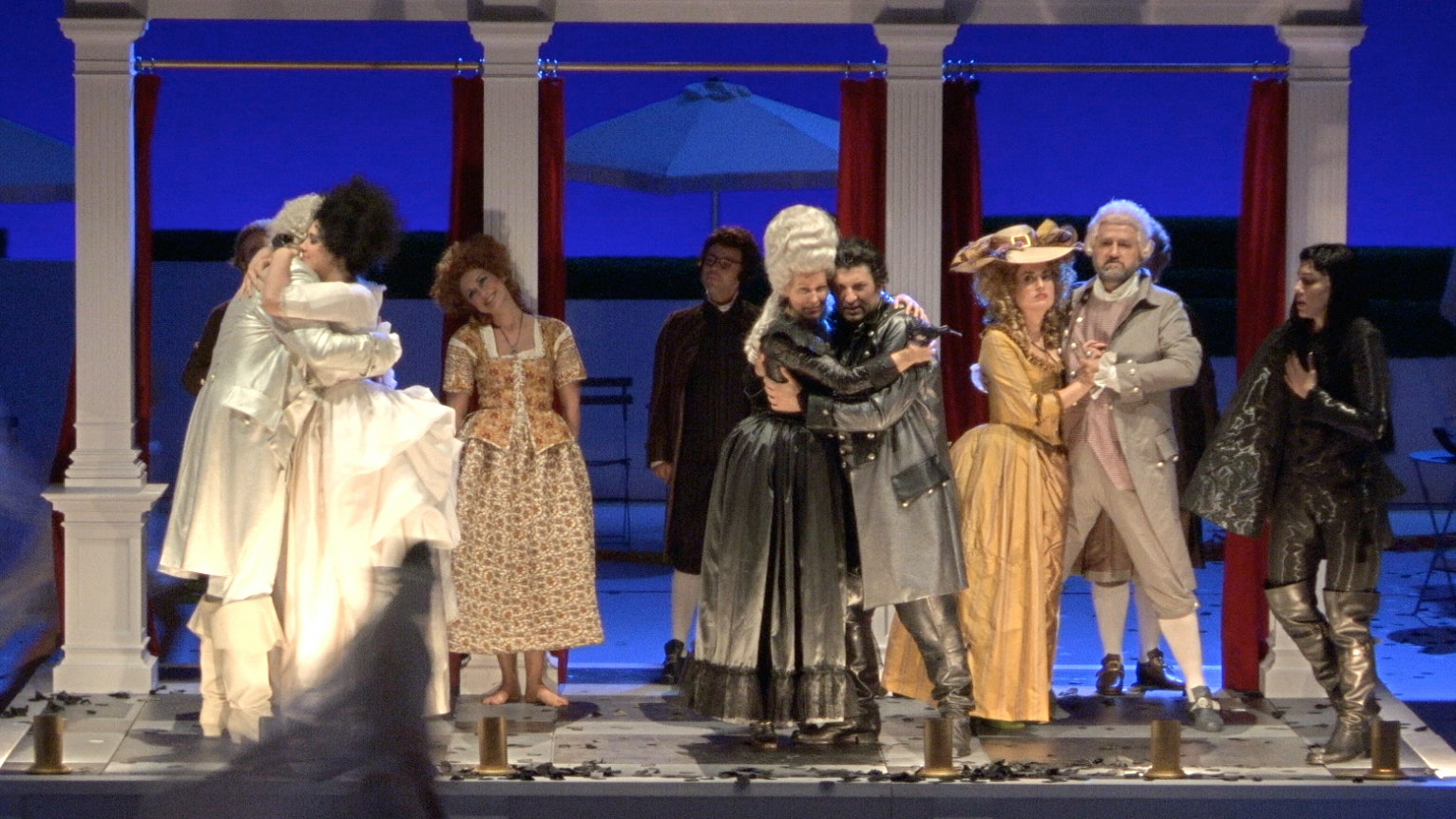 The Marriage of Figaro, Diary of a Creation