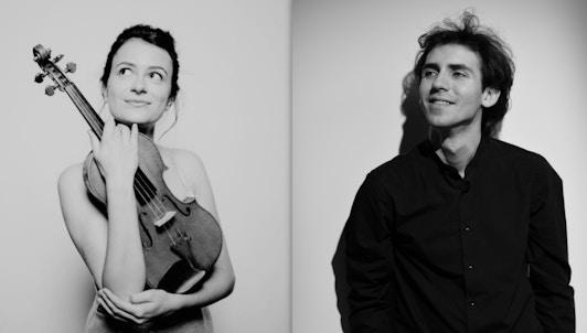 Liya Petrova et Alexandre Kantorow interprètent Debussy, Brahms et Franck