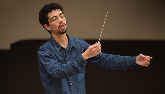 Herbert von Karajan Young Conductors Award — Luis Toro Araya dirige Ligeti, Mozart, Brantmayer et Beethoven